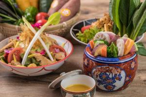 金沢の郷土料理と先端技術